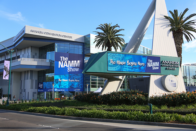 1 This years NAMM featured a new 200000 square foot addition Getty