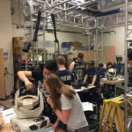 EED Students at UNLV lighting technology class 1