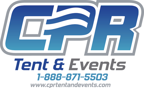 CPR Tent and Event