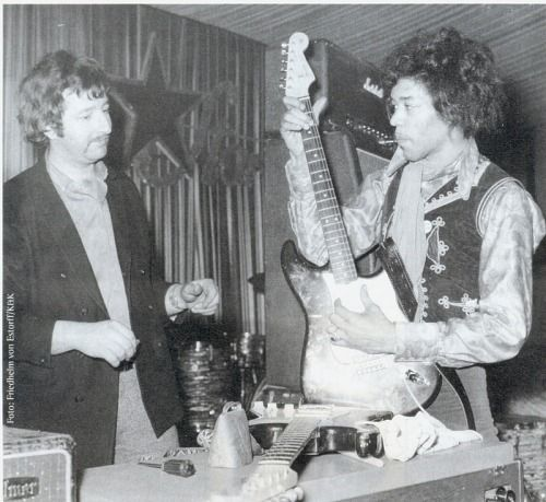 Gerry and Jimi