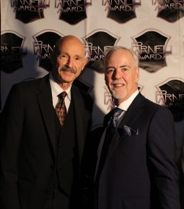 Host Tony Levin and Terry Lowe