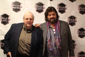 Presenters George Petersen Alan Parsons
