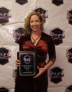 SetScenic Designer of the Year Tamlyn Wright
