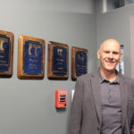 Yvan with Parnelli Awards